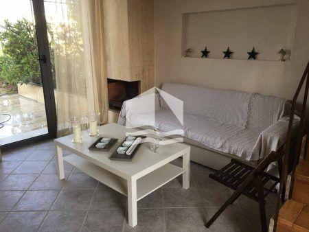 Maisonette in Potidaia living room