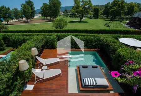 Serenity Πολυτελής Βίλα με πισίνα στα Νέα Ρόδα