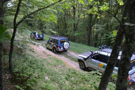 jeep tour northern halkidiki off roading