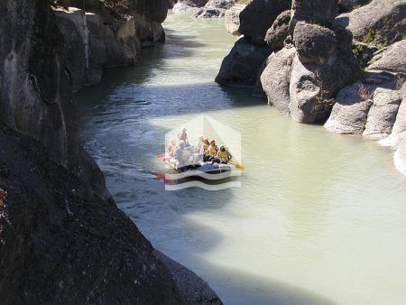 Rafting at Aliakmonas River