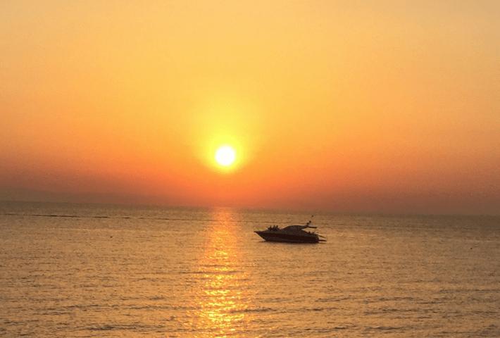sunset kassandra rentaway