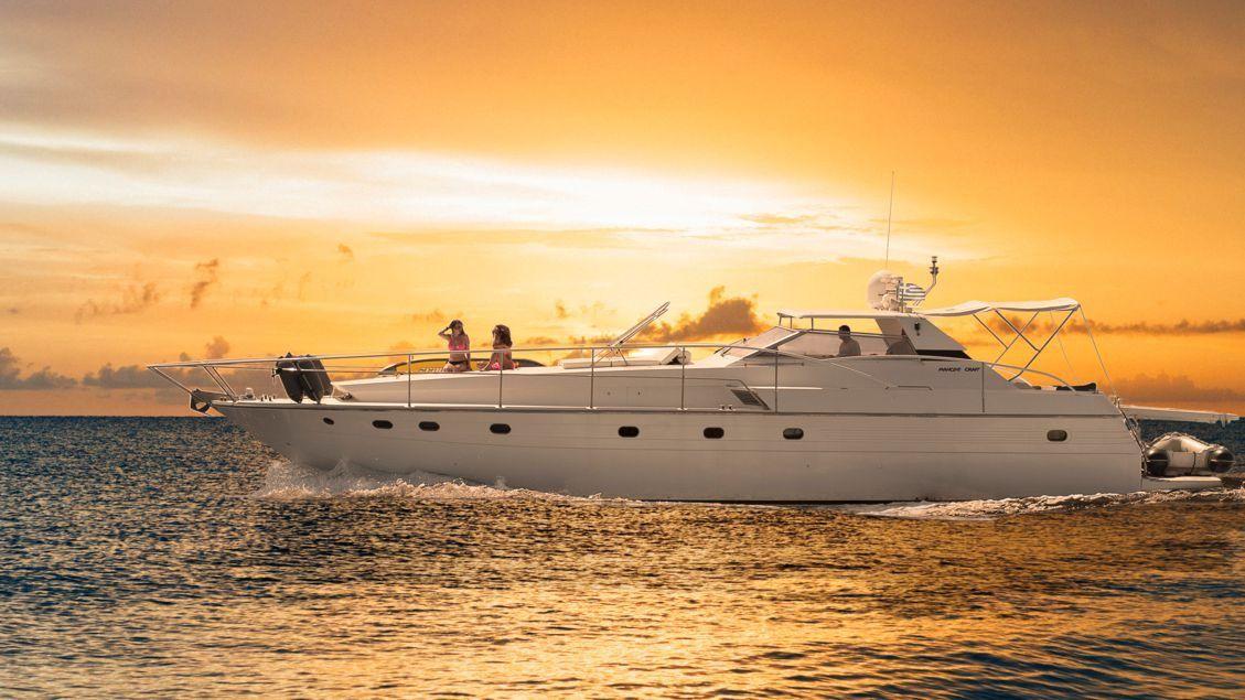 Mancini Open Yacht Cruiser