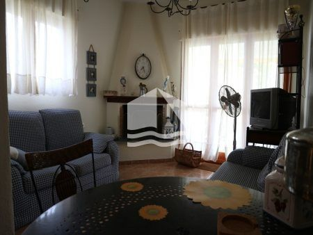 Sunshine Nikiti Maisonette Living Room