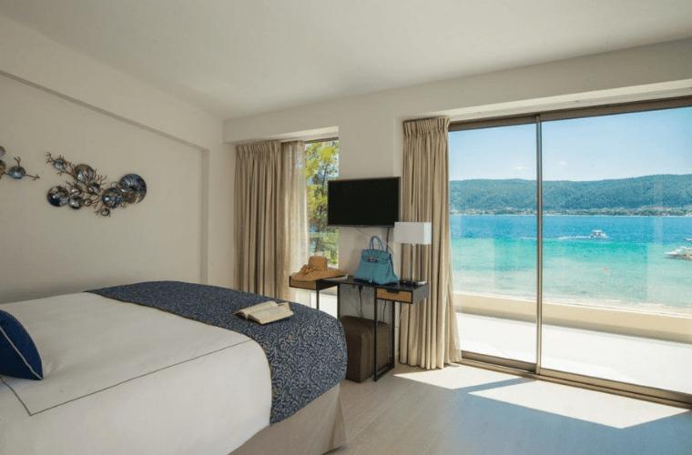 double bedroom villa blue lagoon