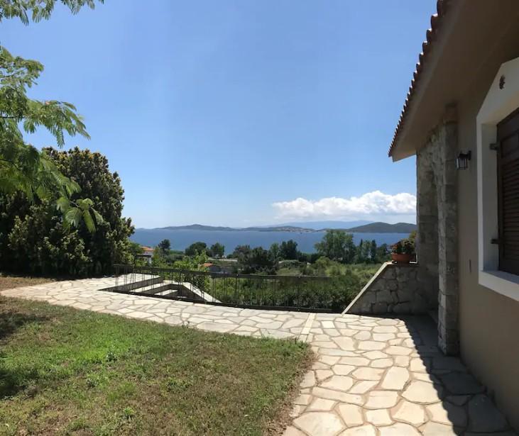 villa alba chiara exterior