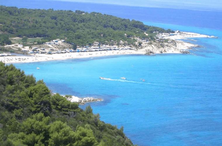 platanitsi beach sithonia chalkidiki