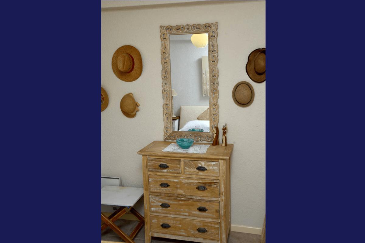 master bedroom mirror