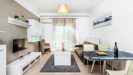 living room poligiros halkidiki