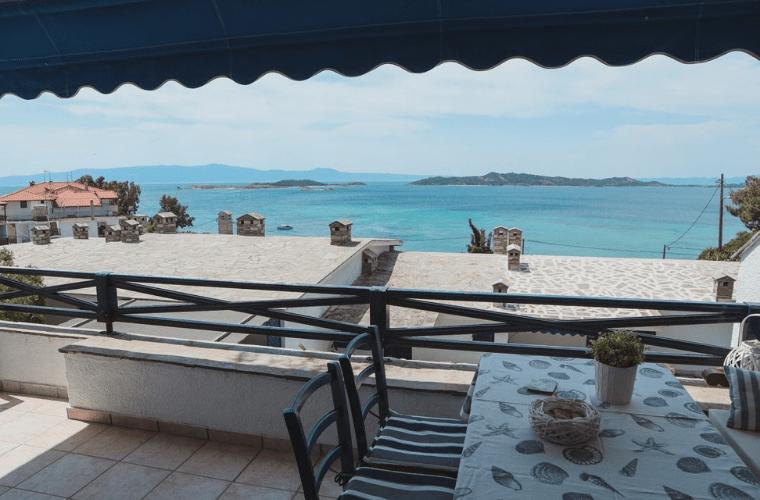 seaview house ouranoupoli