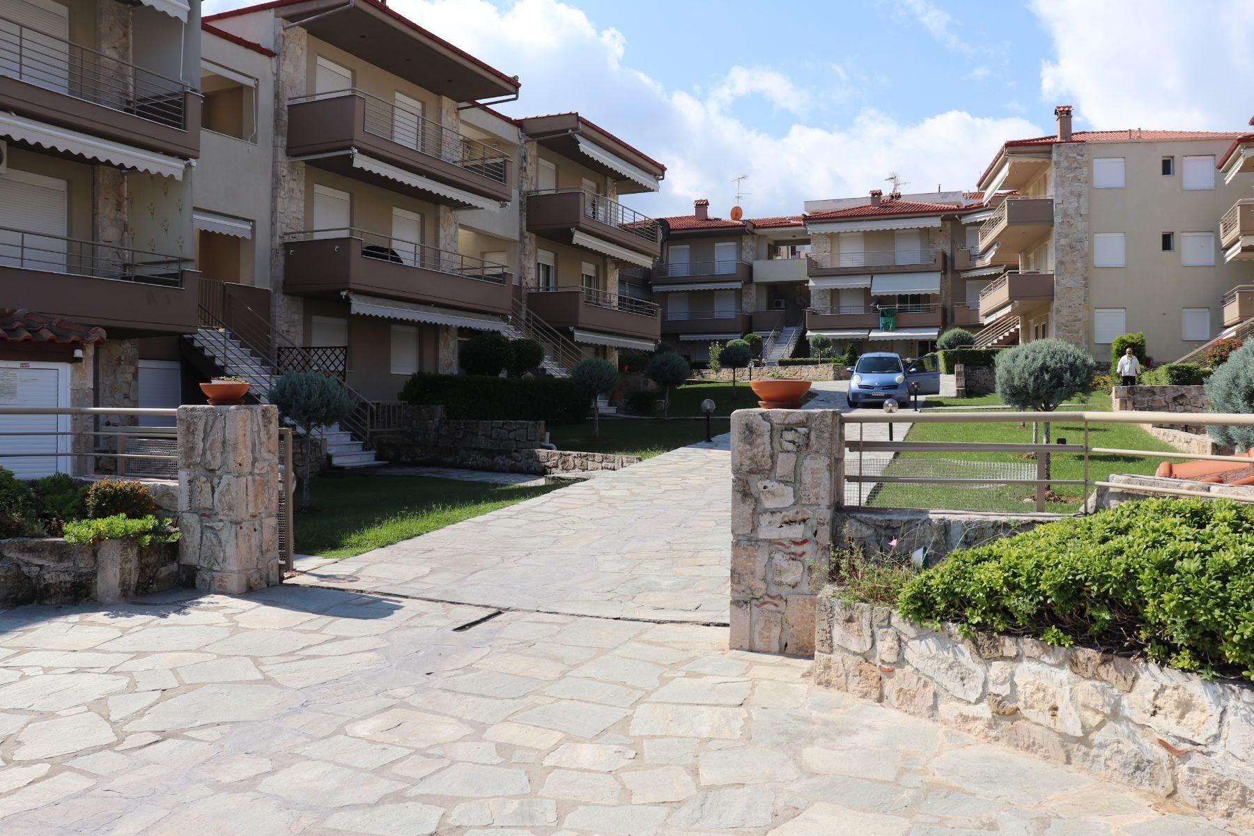 house in kallithea chalkidiki